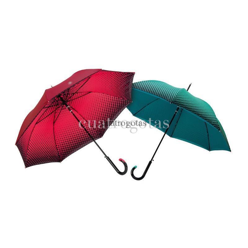 Paraguas cacharel doble tela topos paraguas cuatro gotas - Tela de paraguas ...