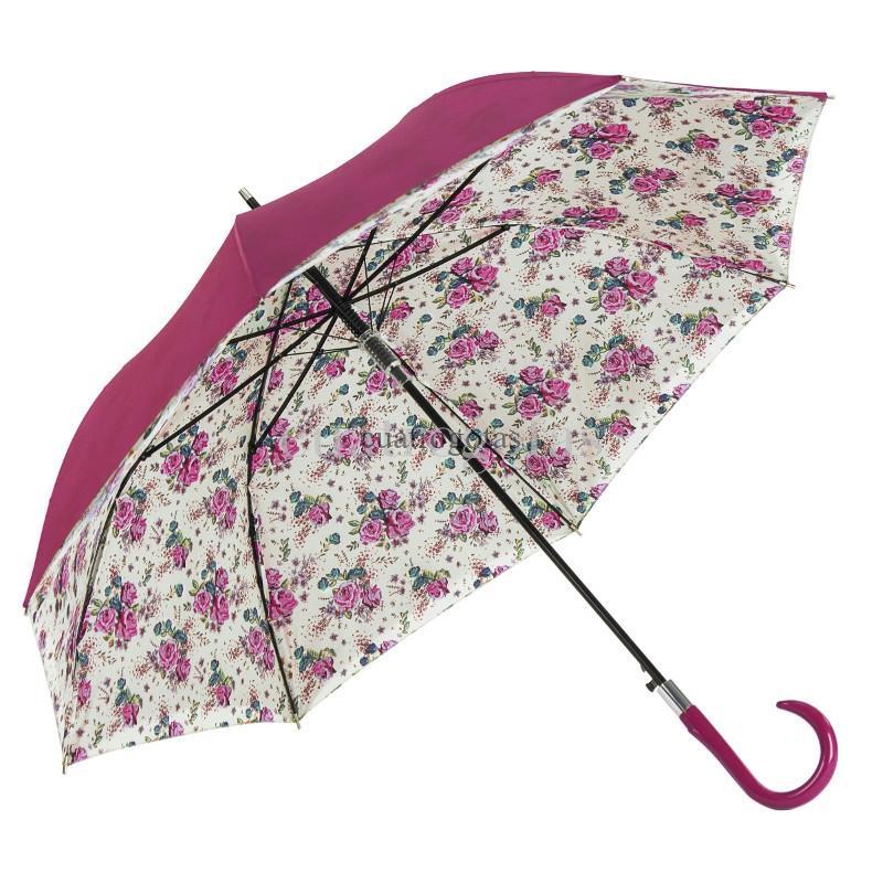 Paraguas cacharel doble tela flores paraguas cuatro gotas - Tela de paraguas ...