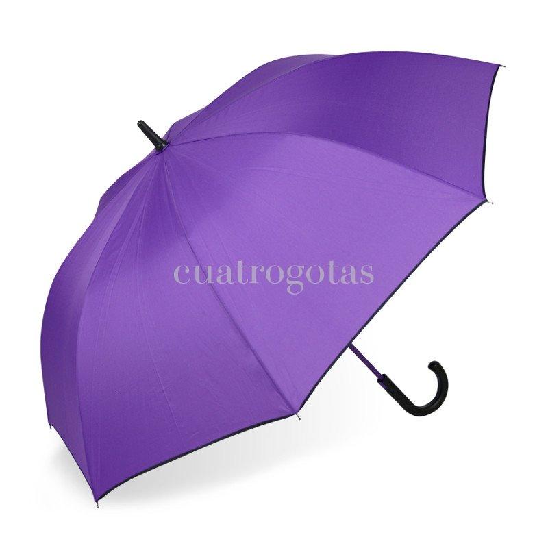 Paraguas grande para mujer paraguas cuatro gotas - Tela de paraguas ...